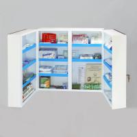 Lékárnička dvoudveřová s náplní VÝROBA
