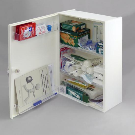 Plastová lékárnička LP s náplní GASTRO