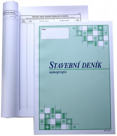 Stavební deník