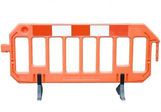 Plastová zábrana oranžová Avalon 2m