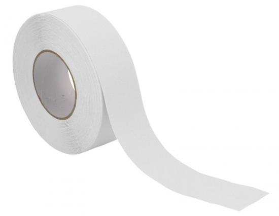 Protiskluzová páska jemnozrná bílá  PERMAFIX