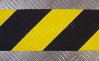 Protiskluzová páska PERMAFIX Žlutočerná