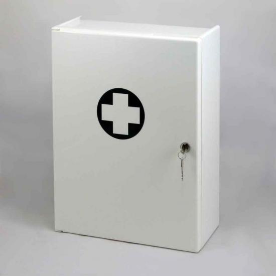 Plastová lékárnička LP - bez náplně