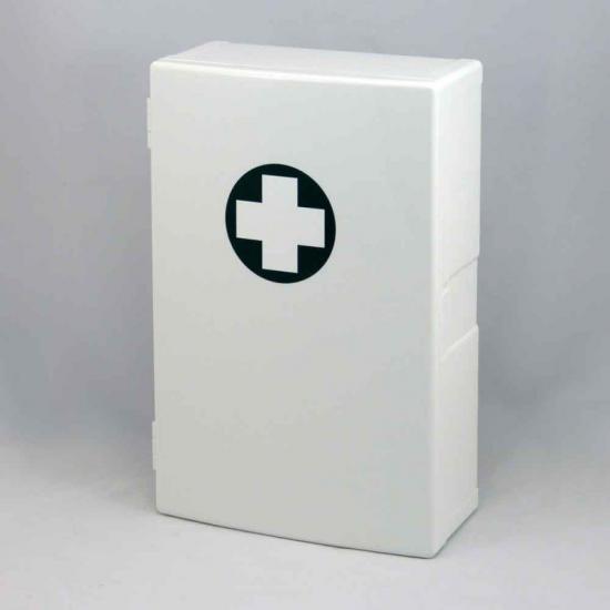 Plastová lékárnička EKONOMY - bez náplně