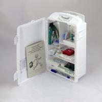 Přenosná lékárnička bílá s náplní STANDARD
