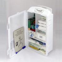 Přenosná lékárnička malá BÍLÁ s náplní SPECIAL