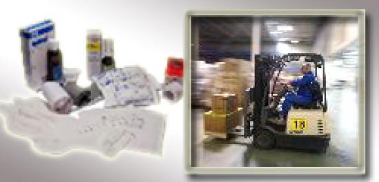 Výbava lékárničky pro pracoviště - Sklad