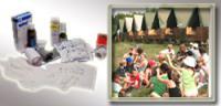 Pro školy v přírodě, zotavovací akce a tábory