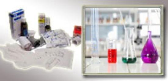 Výbava lékárničky - Školní laboratoře