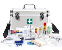 Lékárnička na stavbu SignUS 400 - kufřík hliníkový