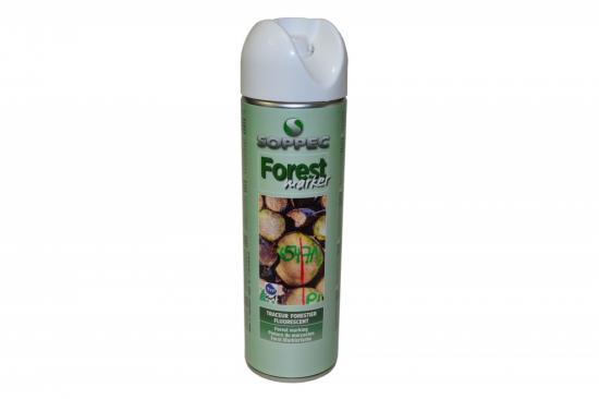 Lesnický značkovací sprej Forest Marker - BÍLÝ SOPPEC