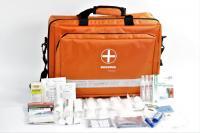 Zdravotnická brašna Swissmed profi s výbavou pro sportoviště