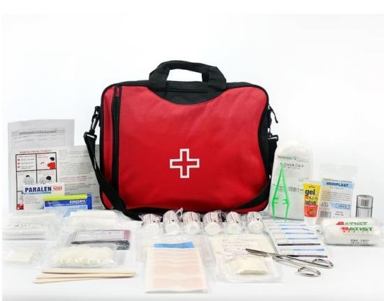 Lékárnička - brašna první pomoci BR2 s univerzální výbavou