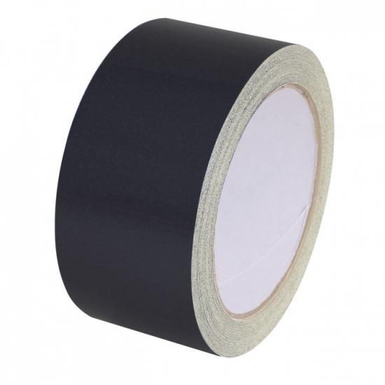 Samolepící páska - reflexní černá 15mx50mm