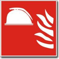 Požární zbrojnice (symbol) - Plast