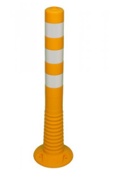 Flexibilní sloupek - žluto-bílý (750 mm)