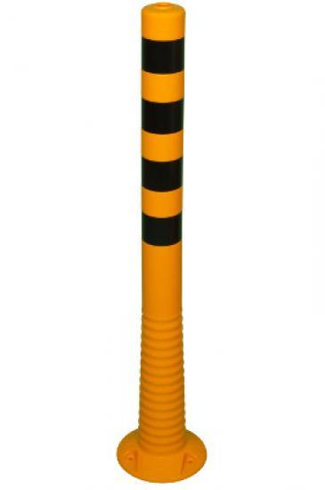 Flexibilní sloupek - žluto-černý (1000 mm)
