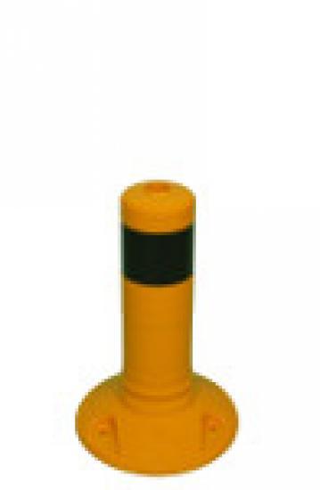 Flexibilní sloupek - žluto-černý (300 mm)