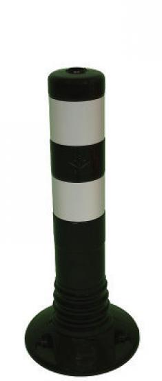 Flexibilní sloupek - černý (450 mm)
