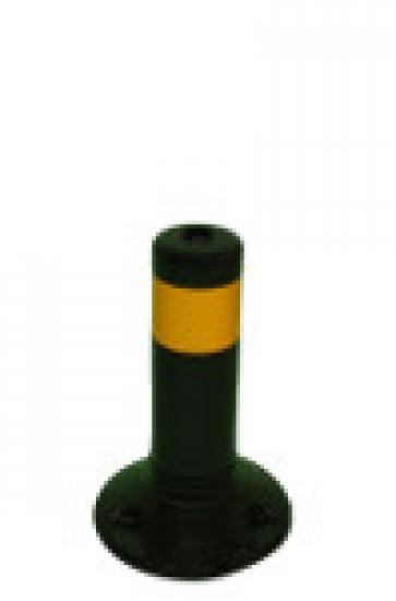 Flexibilní sloupek vymezovací černo-žlutý (300 mm)