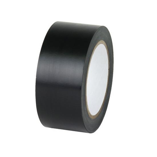 TEMKA Podlahová páska vyznačovací ČERNÁ 33mx50mm