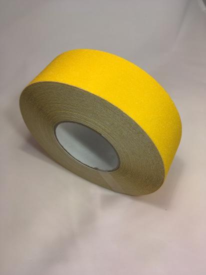 Protiskluzová páska jemnozrná žlutá  PERMAFIX