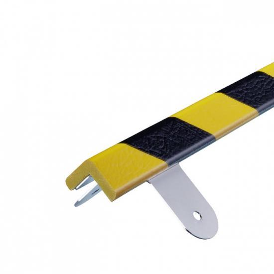 [PROBLÉM] Varovný profil žluto-černý 7,2 x 2 cm - Na šrouby