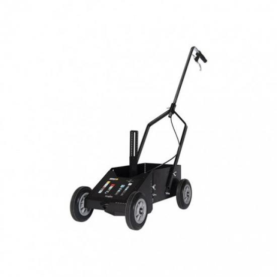 Značkovací vozík  ČTYŘKOLOVÝ - zásobnik
