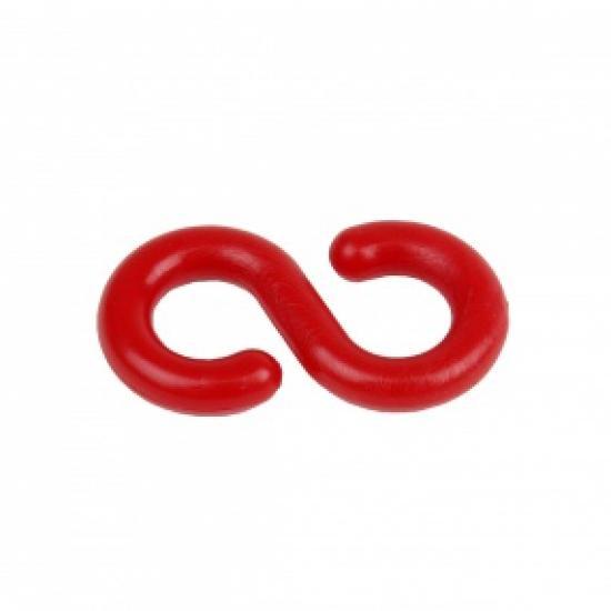 """Plastová spojka červená """"S"""""""