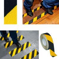 Protiskluzová páska PERMAFIX HAZARD žluto-černá