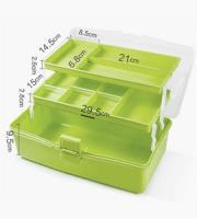 Lékárnička rozkládací box - SignUs 9656
