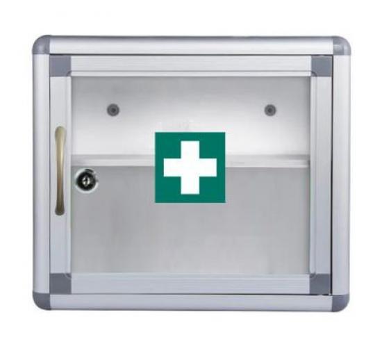 Lékárnička závěsná uzamykatelná - SignUs B010