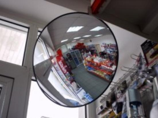 Interiérové zrcadlo - Ø 400 mm