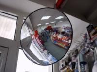 Interiérové zrcadlo - Ø 500 mm