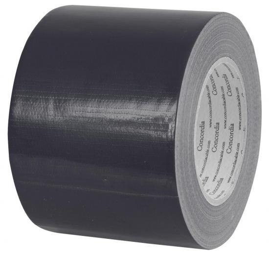 Podlahová páska ČERNÁ 33mx100mm