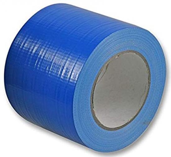 Podlahová páska MODRÁ  33mx100mm