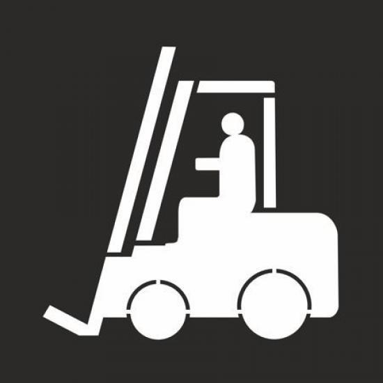 Šablona - Motorový vozík