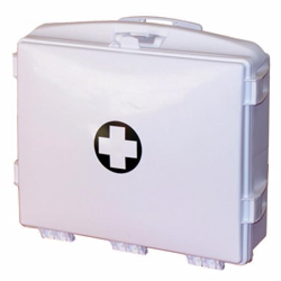 Lékarnička přenosná velká bílá