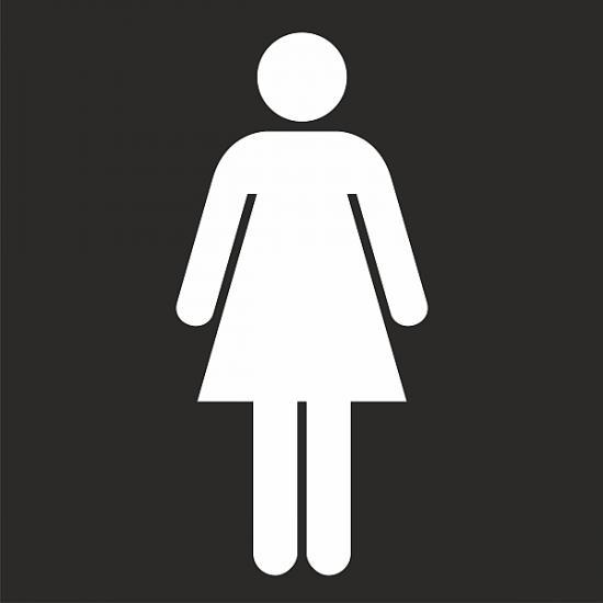 Šablona - Toalety ženy