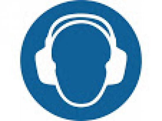 Použij ochranu sluchu - Permaroute