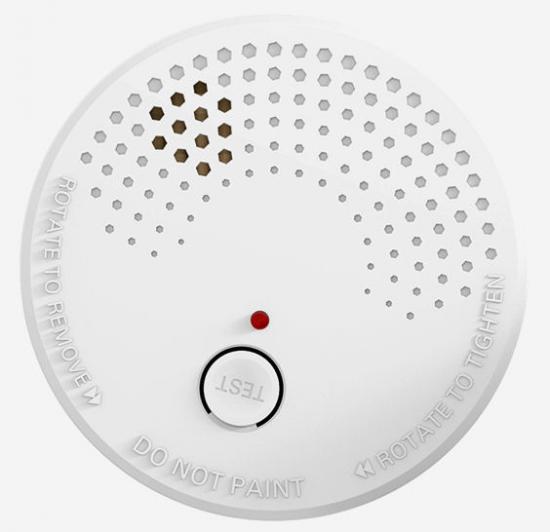 Požární hlásič a detektor kouře F4 alarm