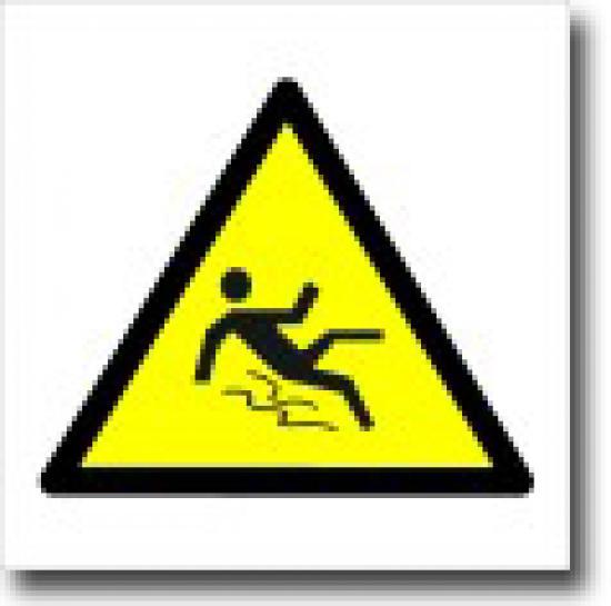 Riziko uklouznutí