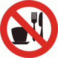 Zákaz jídla a pití