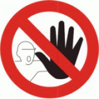 Zákaz vstupu (ruka)