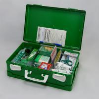 Kufr první pomoci ZELENÝ s náplní VÝROBA