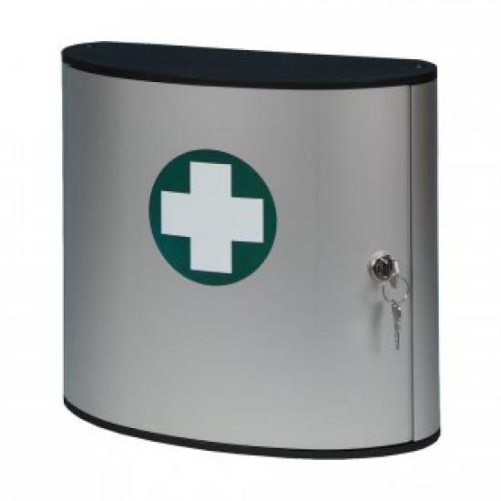 Lékárnička hliníková malá - bez náplně