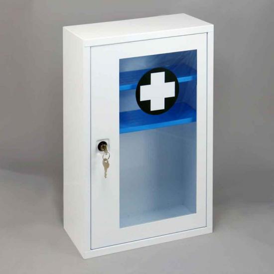 Kovová lékárnička LKT - bez náplně