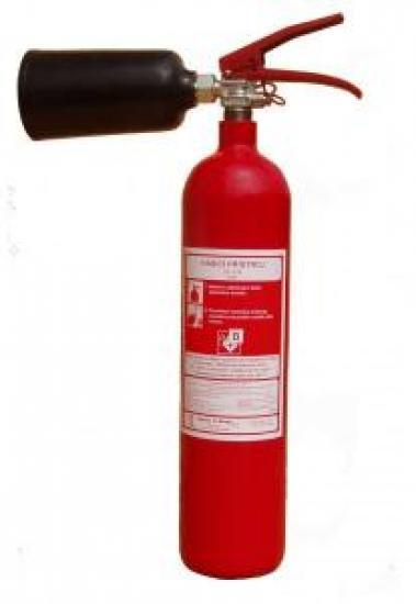 Sněhový hasicí přístroj 2 kg - (21B/C)