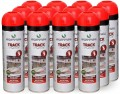 Značkovací sprej TRACK Marker Soppec 500ml červený