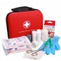 Lékárnička přenosná SwissMed s výbavou STANDARD